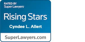 Cyndee L. Allert is a SuperLawyers.com Rising Star