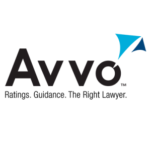 AVVO Logo - criminal defense attorney and divorce lawyer near me in Scotch Plains Township NJ, Springfield Township NJ, and Mountainside NJ